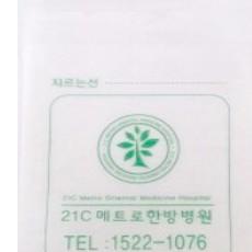 유산지/세로중포지/6포/단색인쇄/67mm*89mm